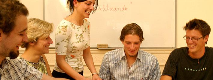 Spanischstunde in Buenos Aires