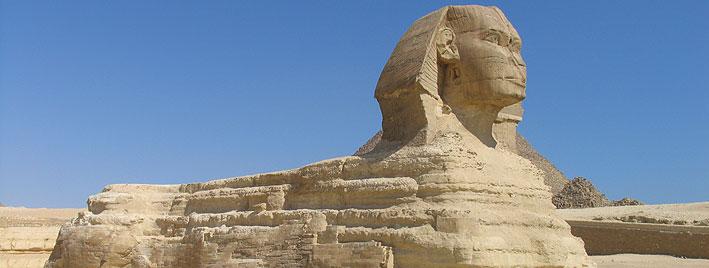 Große Sphinx von Gizeh, Ägypten