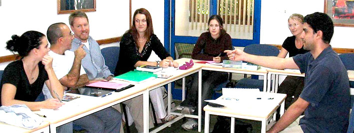 Arabischunterricht in Kairo