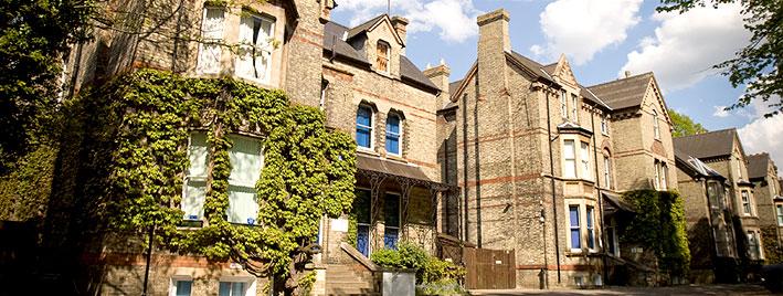 Englischschule in Cambridge