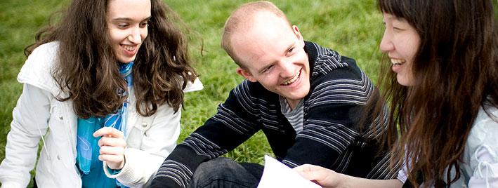 Englisch üben in Cambridge