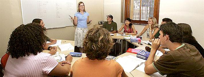 Englischunterricht in Kapstadt