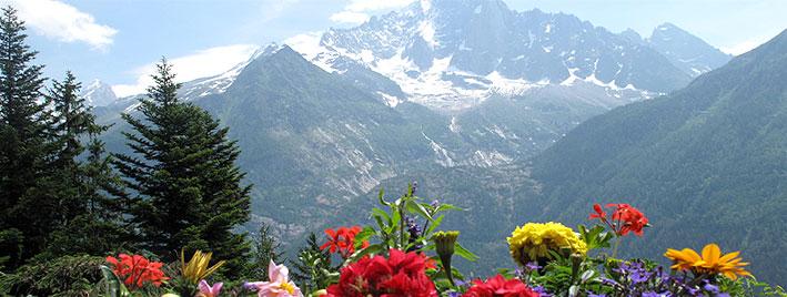 Sommer in Chamonix
