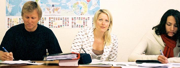 Französischunterricht in Chamonix