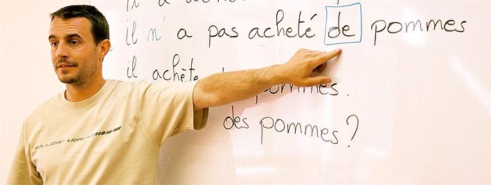 Französisch lernen in Chamonix