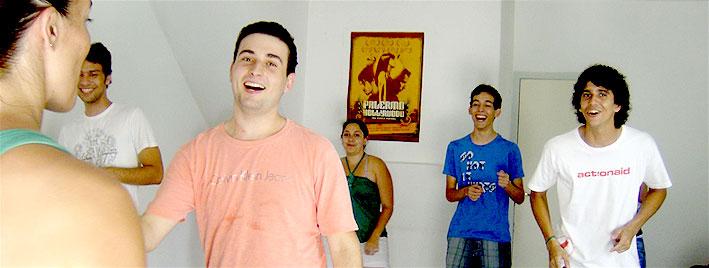 Spaß bei Aktivitäten in Cordoba