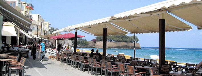 Ufercafé, Kreta