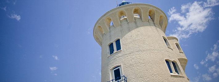 Turm in El Puerto