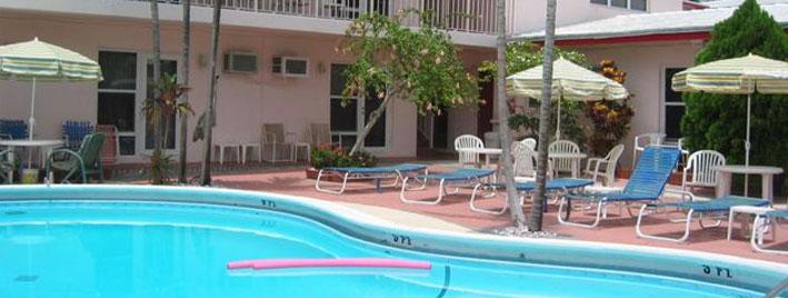 Sprachschule, Fort Lauderdale Pool