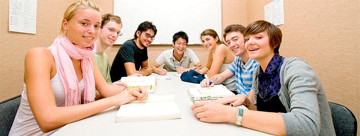 Japanischklasse in Fukuoka