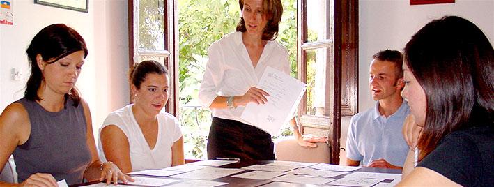 Spanischunterricht in Granada