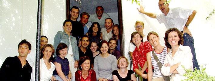 Spanischklasse in Granada