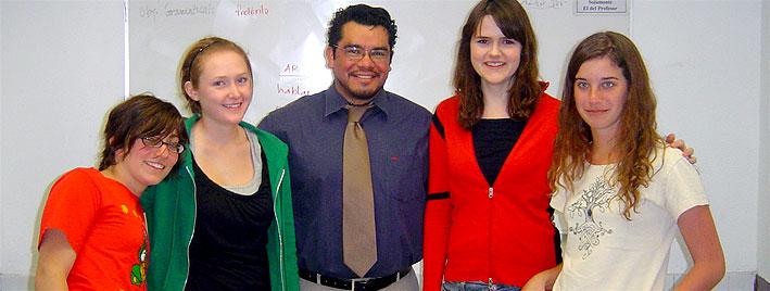 Spanischklasse in Guadalajara