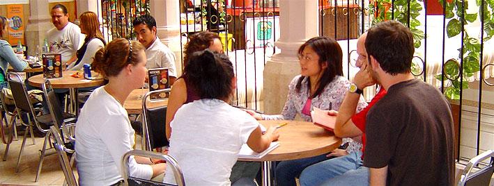 Spanisch üben in Guadalajara