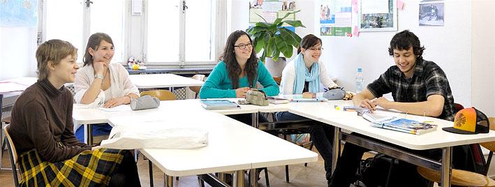 Deutsch lernen in Heidelberg