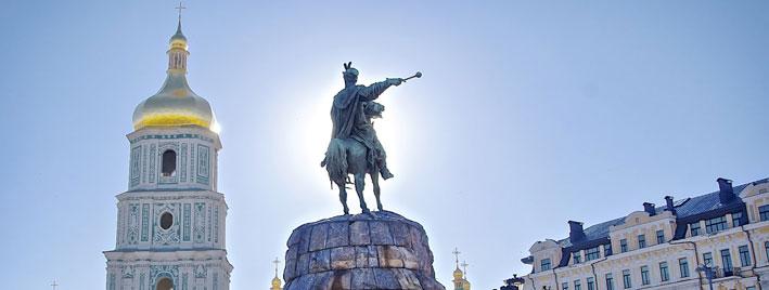 Zusammen Russisch lernen in Kiew