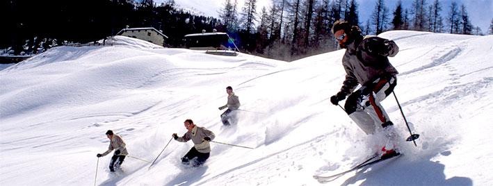 ZusammenSkifahren in Kitzbühel