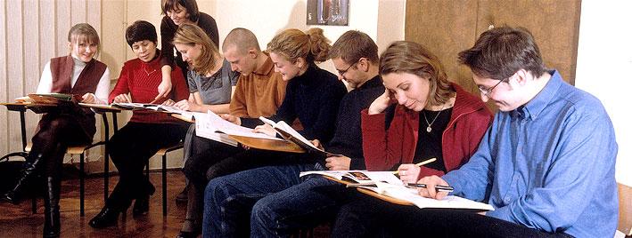 Polnisch lernen in Krakau