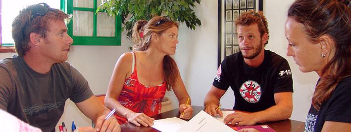 Spanisch lernen auf Lanzarote