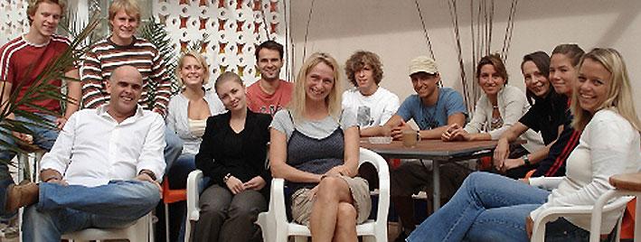 Spanischklasse in Las Palmas
