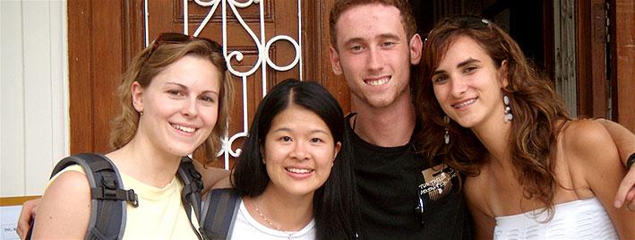 Spanisch lernen in Lima, Peru