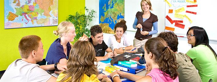 Deutsch lernen in Lindau