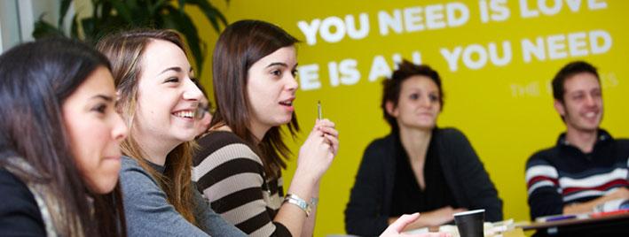 Englischunterricht in Liverpool