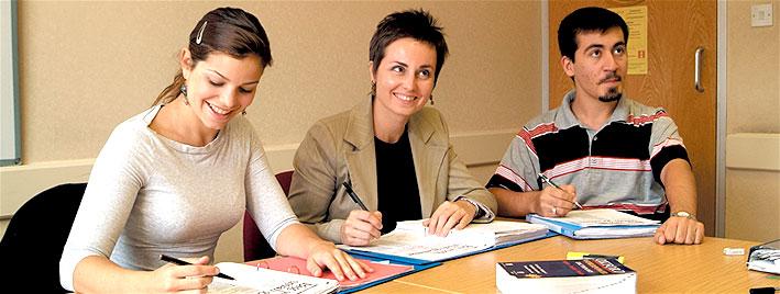 Englisch lernen in London