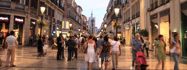 Malaga (Stadtzentrum)