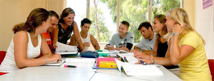 Spanischunterricht in Malaga