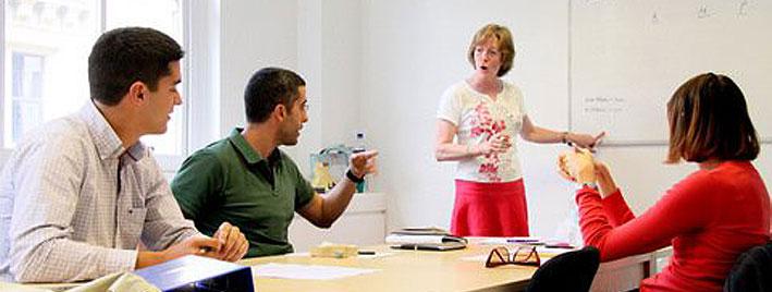 Englischunterricht in Manchester