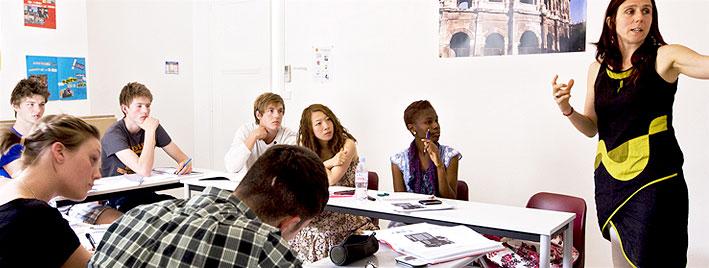 Französisch lernen in Montpellier