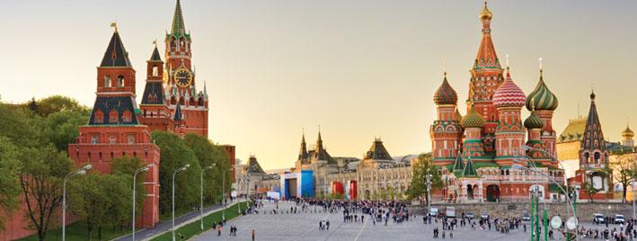 Basilius-Kathedrale, Roter Platz und Kreml, Moskau
