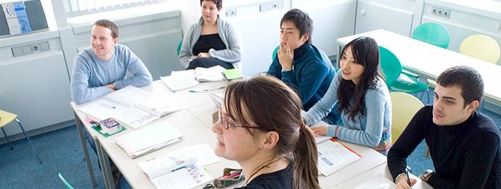 Deutschunterricht in Münster