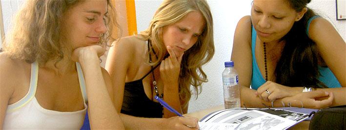 Spanisch lernen in Murcia