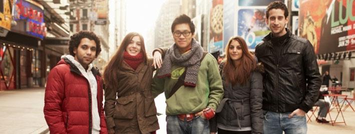 Freundschaften schließen und New York erkunden