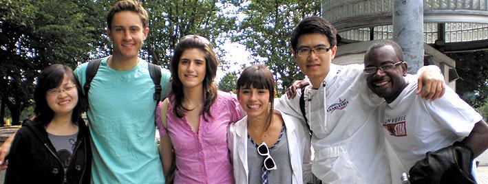 Freundschaften knüpfen, Spanisch üben in Pamplona
