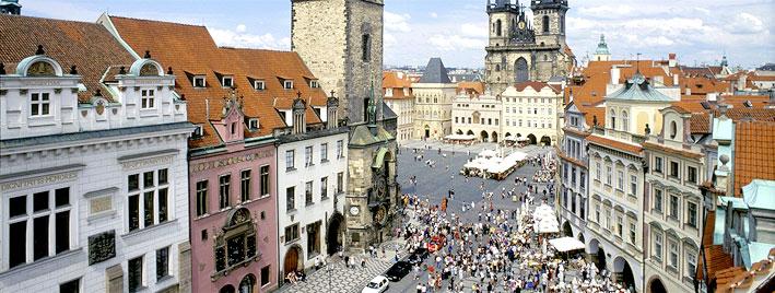 Altstadt, Prag