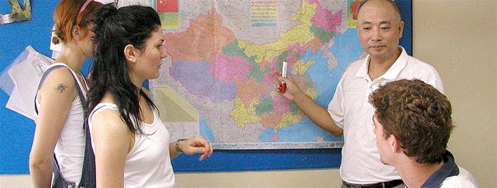 Chinesisch lernen in Qingdao