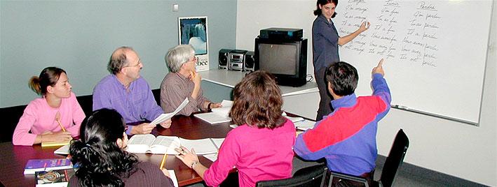 Französisch lernen in Quebec Stadt, Kanada