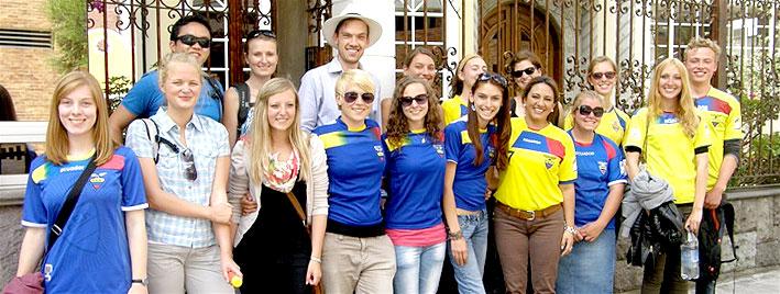 Spanischkurs in Quito, Ecuador