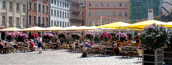 Hauptplatz in Riga