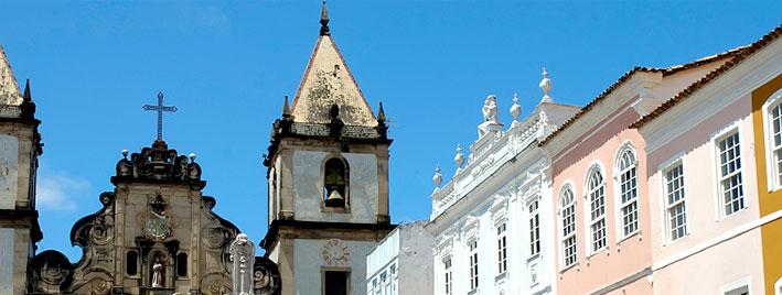 Kirche und Kloster São Francisco, Salvador da Bahia