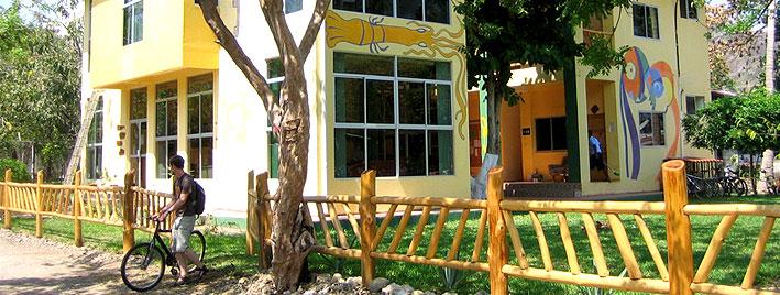 Spanischschule in Samara Beach, Costa Rica