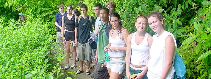San José erkunden, Costa Rica