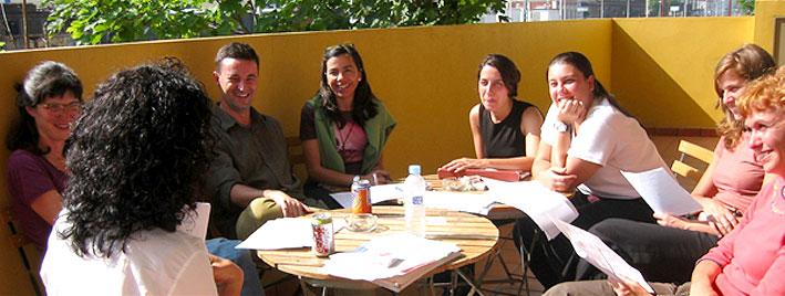 Spanisch üben in San Sebastian