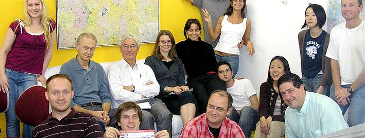Portugiesischklasse in Sao Paulo