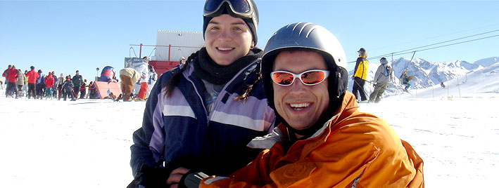 Spanisch und Skifahren in Santiago de Chile