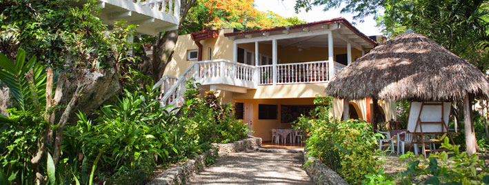 Spanischstunde in Sosua, Dominikanische Republik