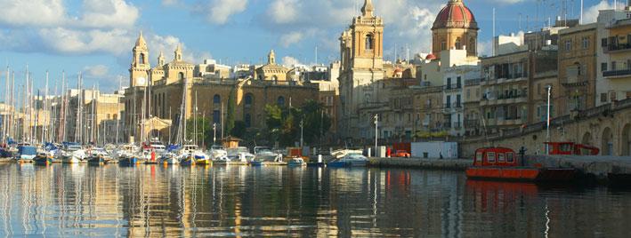 Englischkurs in St. Julians, Malta